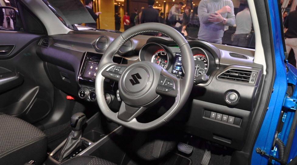 Suzuki Swift 2017 4