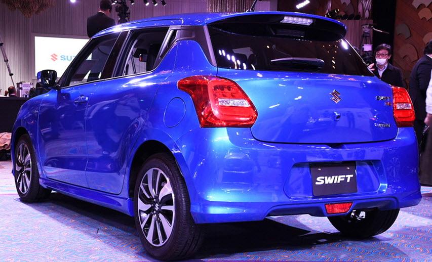 Suzuki Swift 2017 5