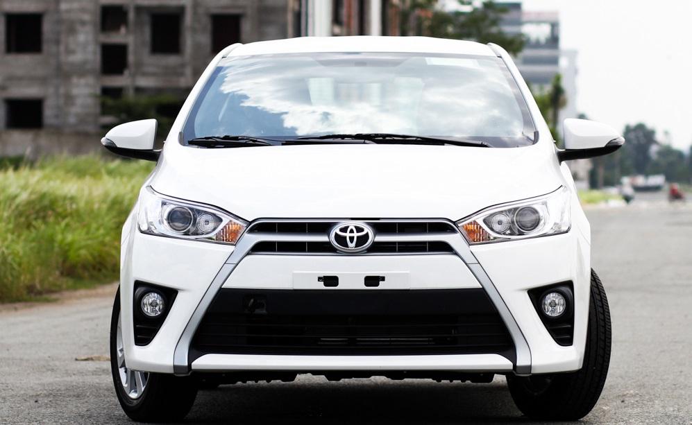 Toyota Yaris 2017 1