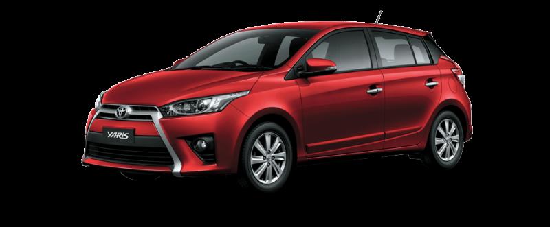 Toyota Yaris 2017 12.1