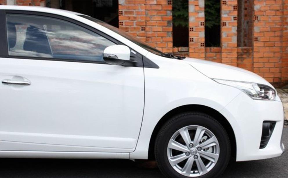 Toyota Yaris 2017 3