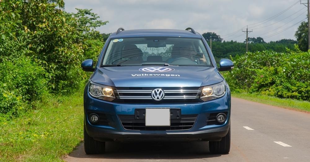 Volkswagen Tiguan 2016 1