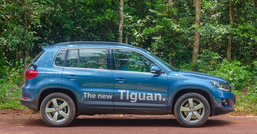Volkswagen Tiguan 2016 2