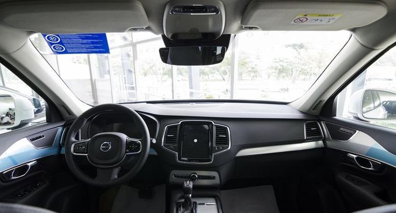 Volvo XC90 2017 18