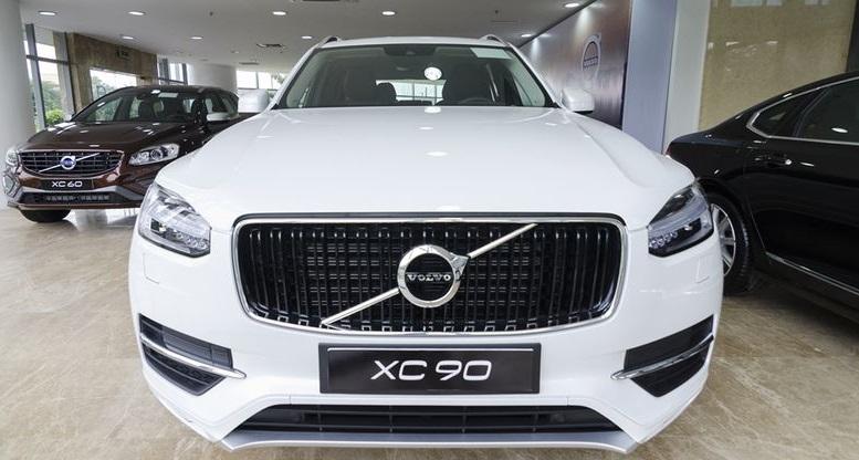 Volvo XC90 2017 2