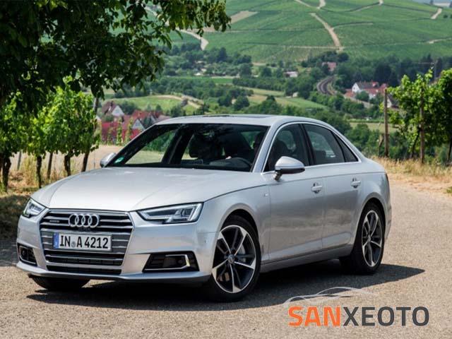 giá xe ô tô Audi A4, bảng giá xe ô tô Audi A4