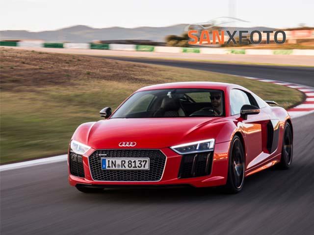 giá xe ô tô Audi R8, bảng giá xe ô tô Audi R8