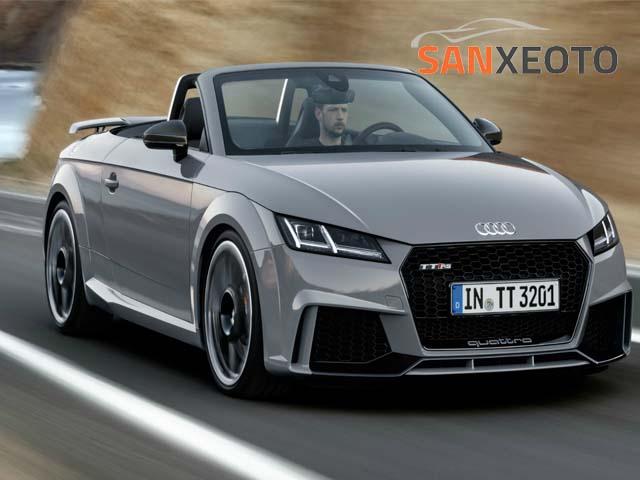 giá xe ô tô Audi TTS, bảng giá xe ô tô Audi TTS