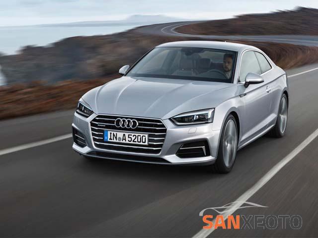giá xe ô tô Audi A5, bảng giá xe ô tô Audi A5