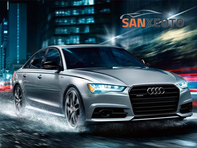 giá xe ô tô Audi A6, bảng giá xe ô tô Audi A6