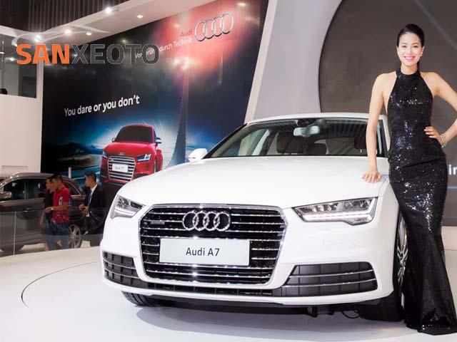 giá xe ô tô Audi A7, bảng giá xe ô tô Audi A7