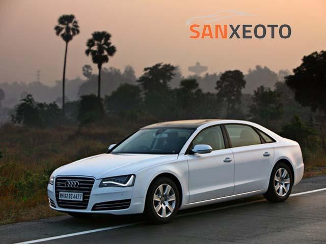 giá xe ô tô Audi A8L, bảng giá xe ô tô Audi A8L