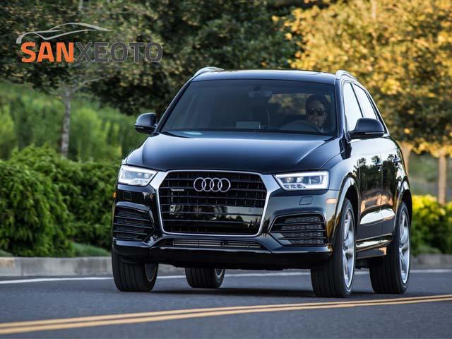 giá xe ô tô Audi Q3, bảng giá xe ô tô Audi Q3