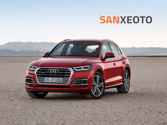 giá xe ô tô Audi Q5, bảng giá xe ô tô Audi Q5