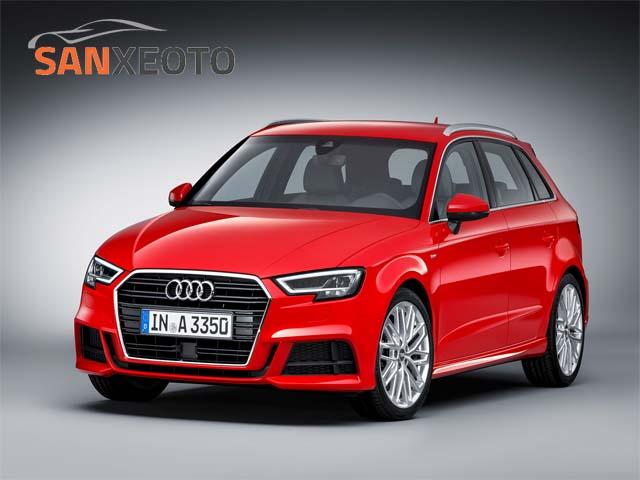 giá xe ô tô Audi, bảng giá xe ô tô Audi