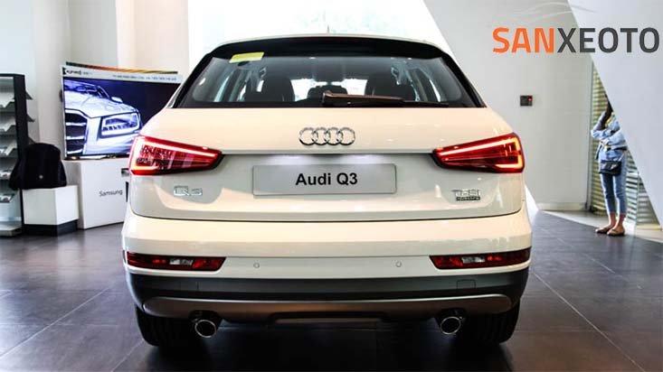 giá xe ô tô audi q3