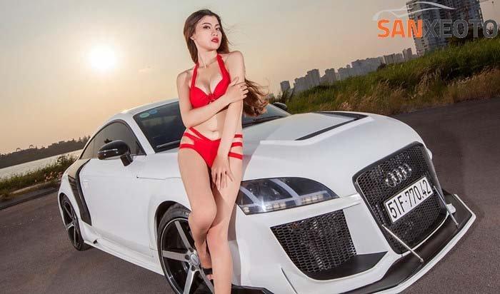 giá xe ô tô audi nhập khẩu