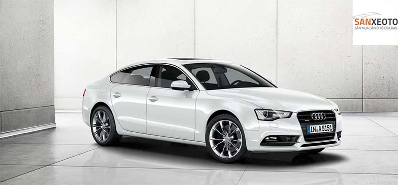 giá xe ô tô Audi