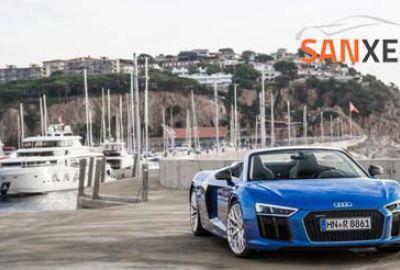 Giá xe Audi R8 2018 cập nhật mới nhất
