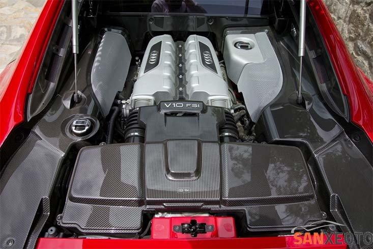 siêu xe audi r8 giá bao nhiêu