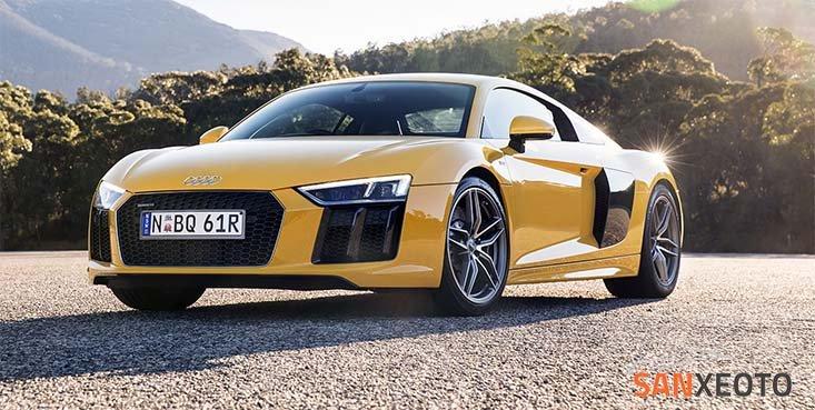 giá xe ô tô Audi R8