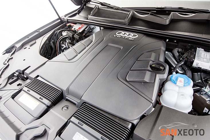 giá xe ô tô audi q7