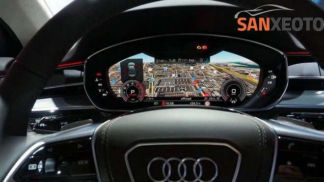 siêu xe audi a8
