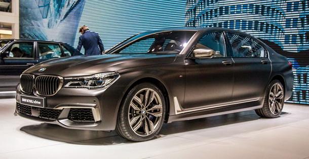 giá xe ô tô BMW 2018 không có nhiều biến động