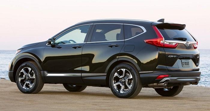 Giá xe ô tô Honda CR-V 2018