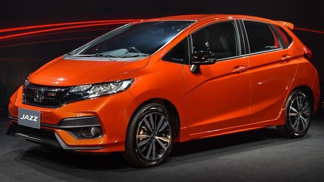 Giá xe ô tô Honda Jazz 2018