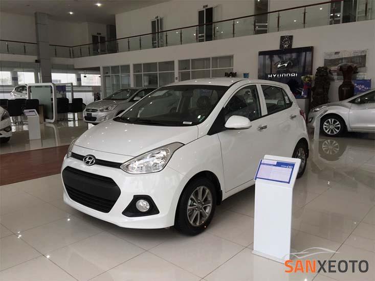 giá xe ô tô i10