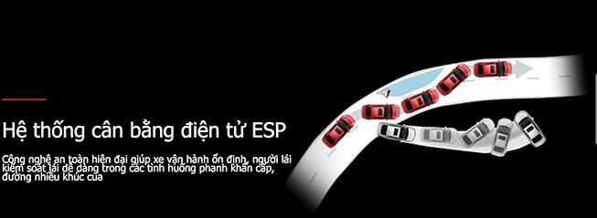 Hệ thống cân bằng điện tử ESP