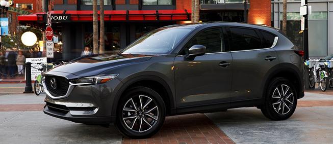 Mazda CX5 đối thủ Honda CRV