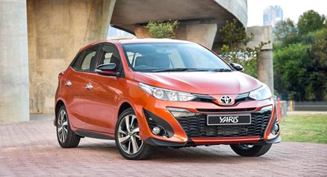 Toyota Yaris chiếc xe dành cho mọi gia đình