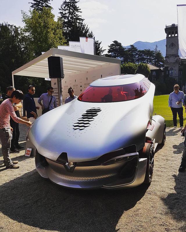 Soi từng centimet mẫu xe ý tưởng đẹp nhất năm 2017 - Ảnh 7.