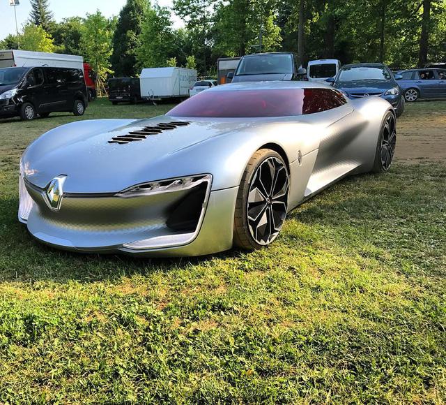 Soi từng centimet mẫu xe ý tưởng đẹp nhất năm 2017 - Ảnh 10.