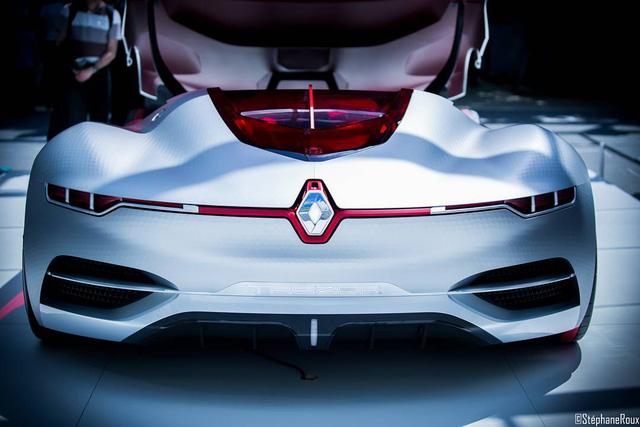 Soi từng centimet mẫu xe ý tưởng đẹp nhất năm 2017 - Ảnh 12.