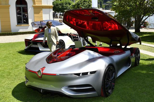 Soi từng centimet mẫu xe ý tưởng đẹp nhất năm 2017 - Ảnh 13.