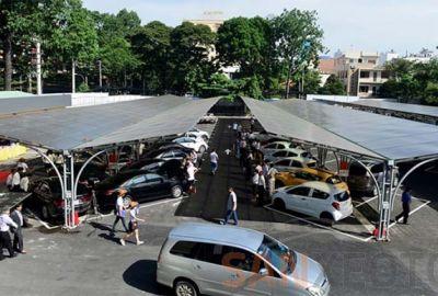 Mua bán xe ô tô đã qua sử dụng tại chợ xe kiểu Mỹ ở Sài Gòn