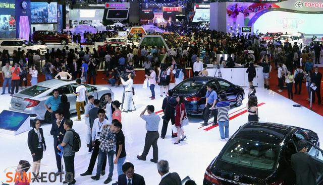 Cùng xem lại ngành ô tô Việt Nam trong năm 2017