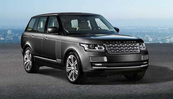 Range Rover 5.0P LWB AB