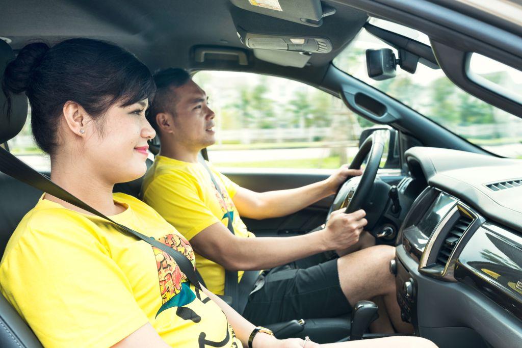 Lời khuyên cho bạn lái xe SUV an toàn 1