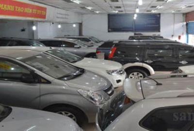 Mua bán xe ô tô cũ tại Hà Nội
