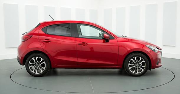 Mẫu xe Mazda 2 đang được nhiều khách hàng ưa chuộng nhất