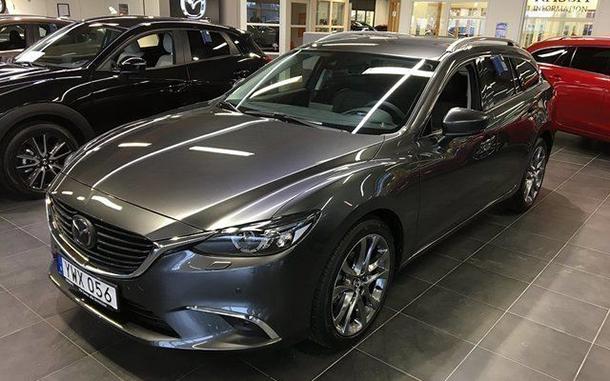 Mazda 6 – Sự lựa chọn dành cho bạn