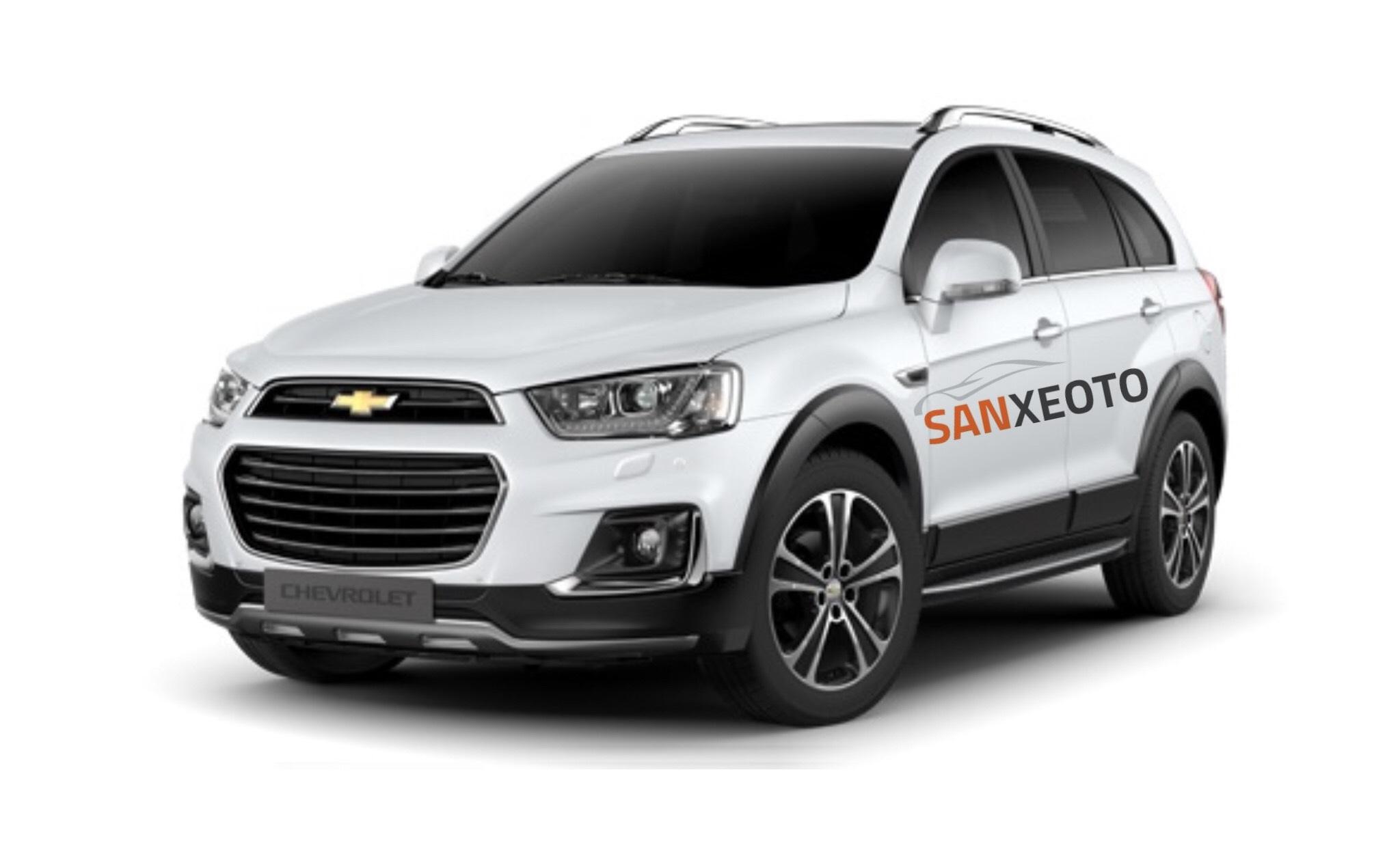 Suv có giá chưa đến 1 tỷ Chevrolet Captiva Revv