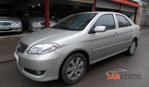 Toyota Vios – dòng xe giá rẻ nhập khẩu từ Thái Lan