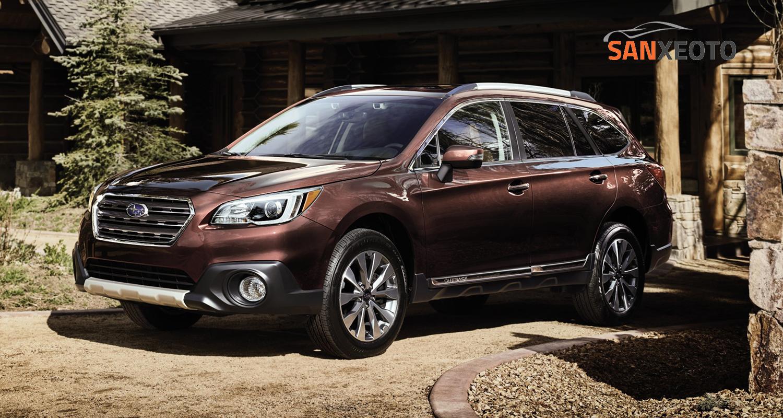 Subaru chiếm vị trí thứ 3 trong các hãng xe tiết kiệm nhiên liệu nhất