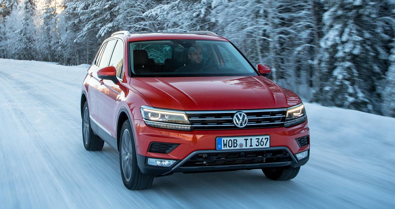 Tiết kiệm xăng hơn với hãng ô tô Volkswagen