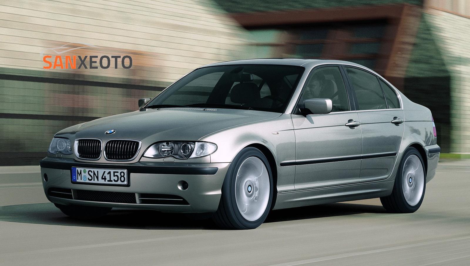 giá xe ô tô dưới 300 triệu BMW 318i đời 2003